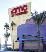 AMC Theater, Ontario, CA